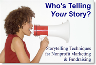 Storytelling for Nonprofit Marketing & Fundraising